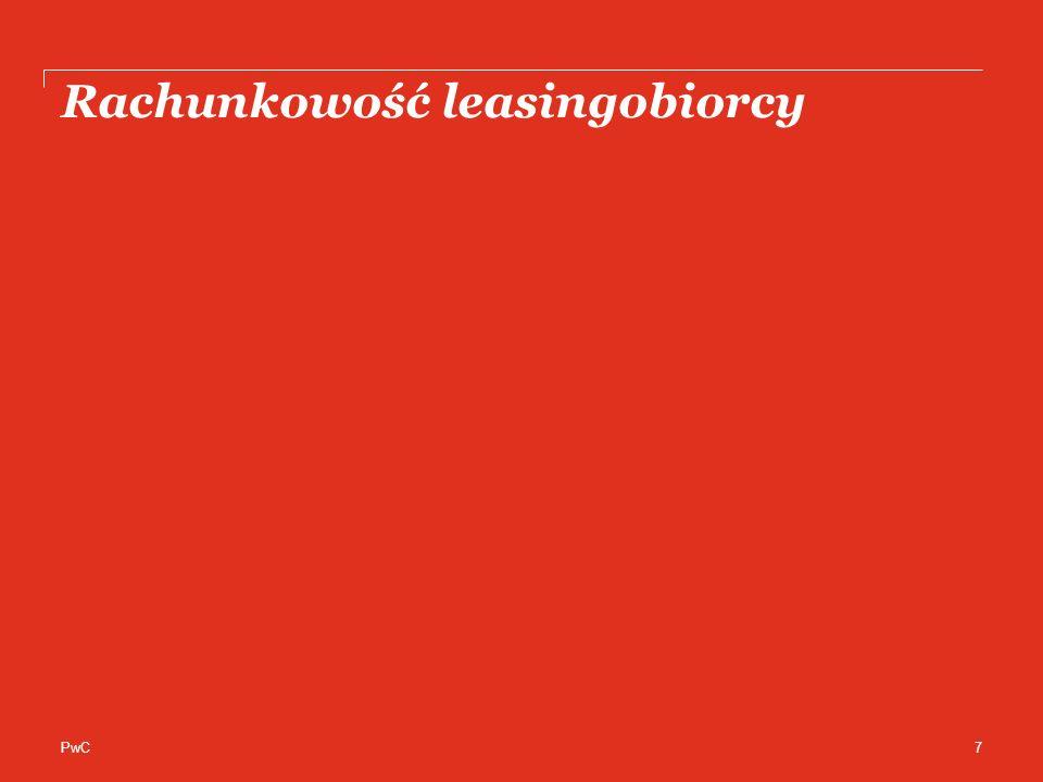 PwC Rachunkowość leasingobiorcy 7
