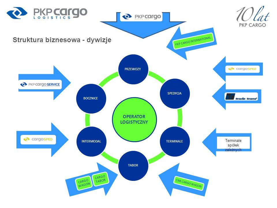 Cele strategiczne 2011-2015 Umocnienie pozycji lidera w Polsce Ekspansja na rynki zagraniczne Rozwój działalności operatora logistycznego Optymalizacja systemu planowana przewozów Implementacja polityki taborowej Kontynuacja procesu restrukturyzacji Prywatyzacja 18
