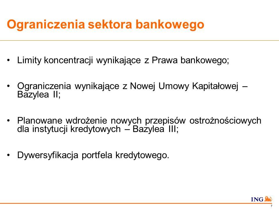 Do not put content in the Brand Signature area 6 Finansowanie bankowe Finansowanie bilansoweFinansowanie projektowe Udzielane w oparciu o dotychczasową działalność Finansowanie dla nowego lub wydzielonego projektu Okres kredytowania wynosi 5-7 lat Okres kredytowania wynosi 8-15 lat i jest powiązany z przepływami generowanymi przez projekt Większa elastyczność Bardziej restrykcyjna dokumentacja nakładająca liczne ograniczenia na kredytobiorcę Niższy koszt finansowaniaWyższy koszt finansowania Pełen regres do sponsora projektu Ograniczony lub brak regresu do sponsora projektu.