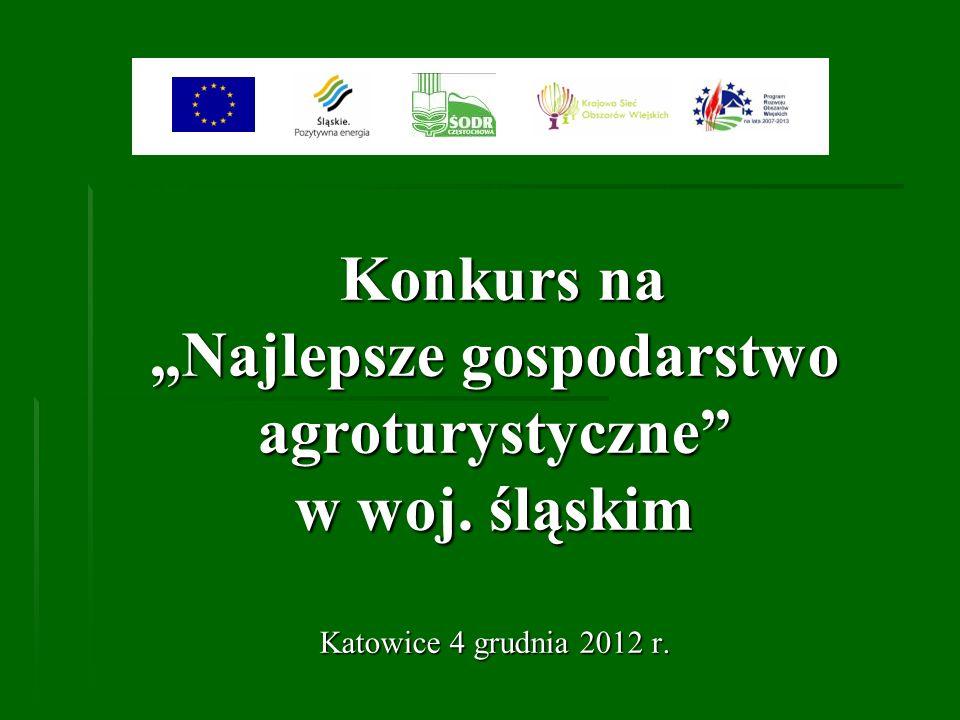 I miejsce Gospodarstwo Agroturystyczne U GAZDY Aneta i Marcin Nogowczykowie Wisła pow.