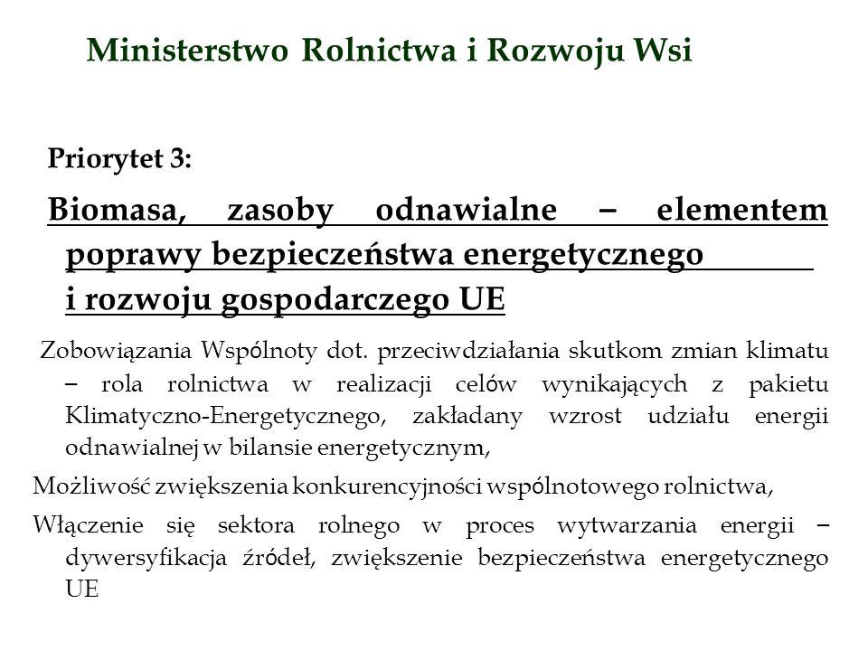 Priorytet 4: Wsp ó lna Polityka Rybacka po 2012r.