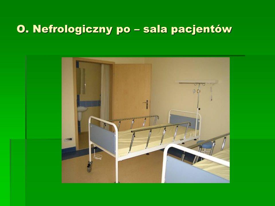 O. Nefrologiczny po – sala pacjentów
