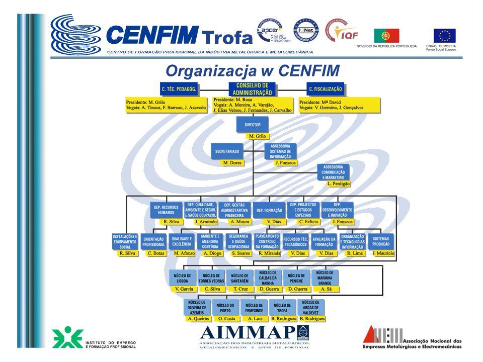 Organizacja w CENFIM