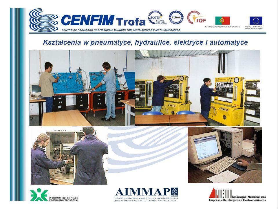 Kształcenia w pneumatyce, hydraulice, elektryce i automatyce