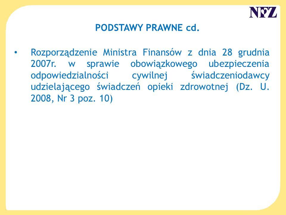 Rozporządzenie Ministra Finansów z dnia 28 grudnia 2007r.