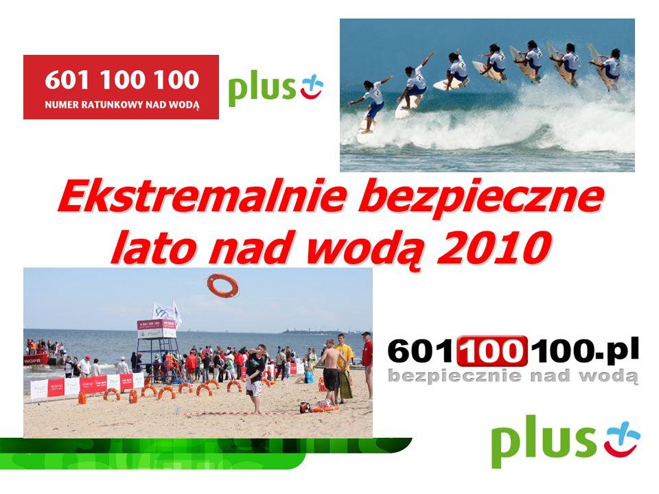 Ekstremalnie bezpieczne lato nad wodą 2010