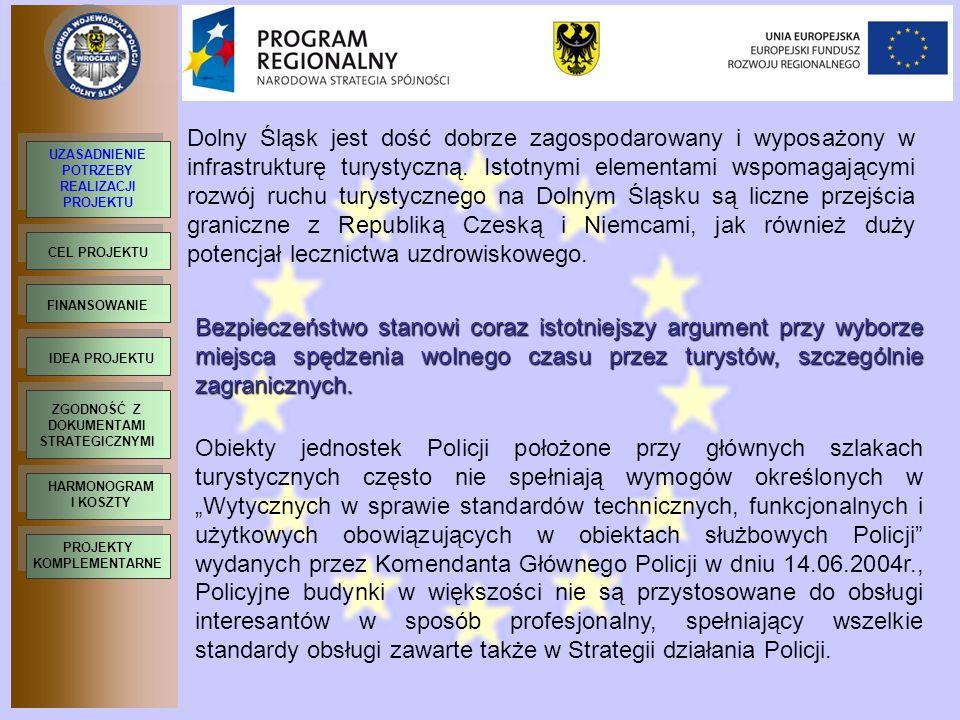 Dolny Śląsk jest dość dobrze zagospodarowany i wyposażony w infrastrukturę turystyczną. Istotnymi elementami wspomagającymi rozwój ruchu turystycznego