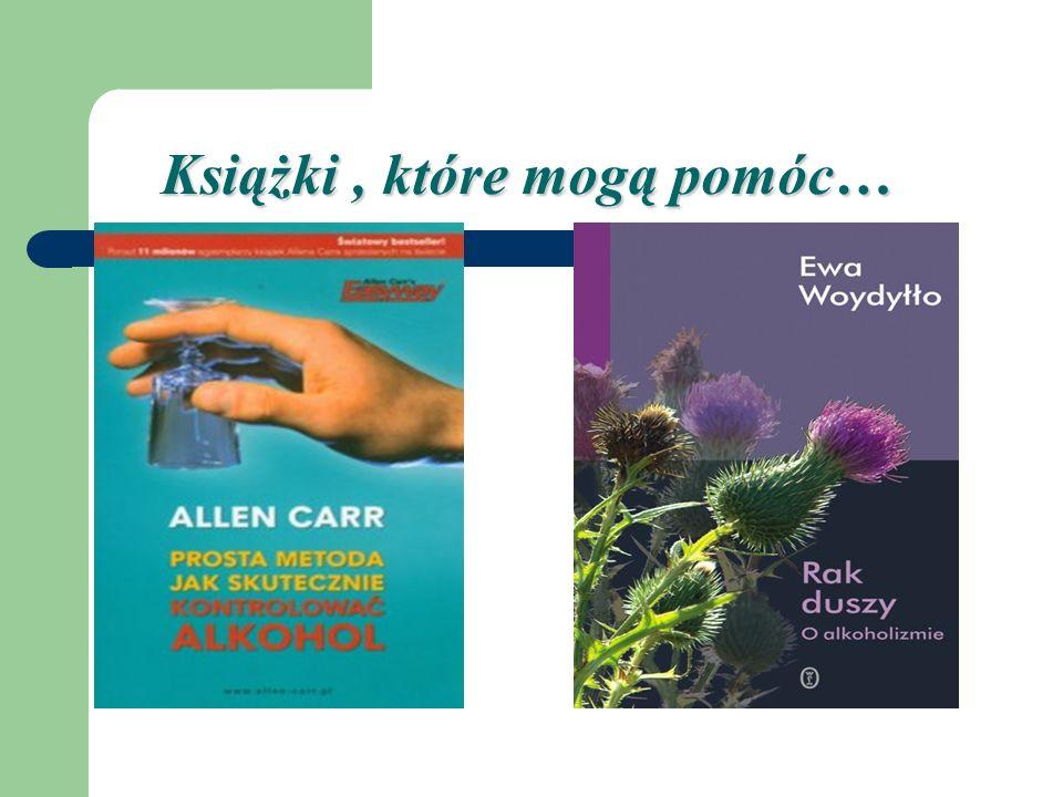 Książki, które mogą pomóc…