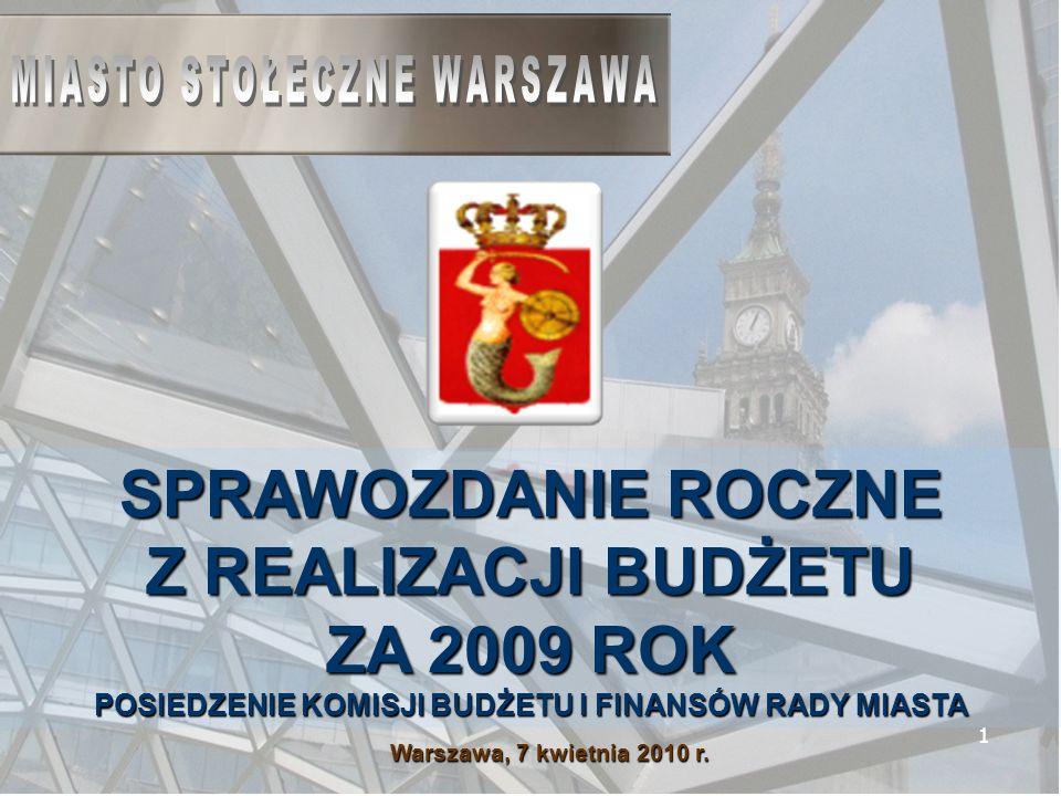 1 Warszawa, 7 kwietnia 2010 r.