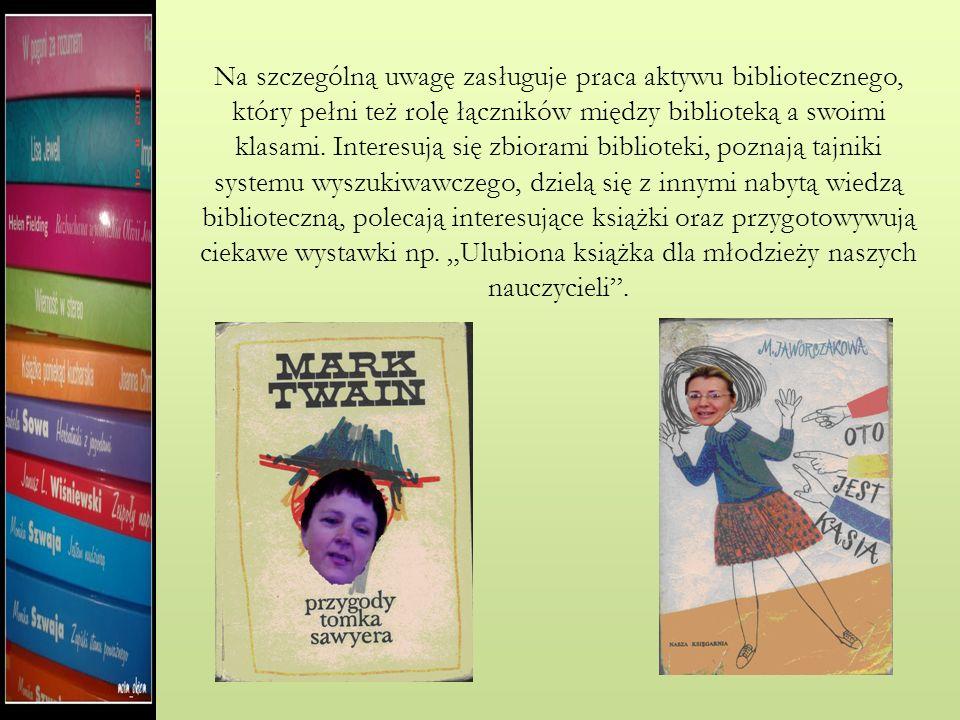 wydarzenia W naszym Gimnazjum biblioteka szkolna organizuje wystawy jedną z nich była Kartki pocztowe z ubiegłego stulecia, Nasza szkolna biblioteka z
