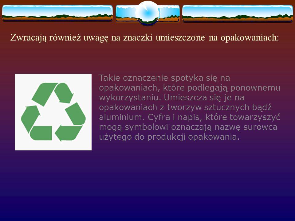 Ludzie, którzy dbają o dobro naszej planety segregują śmieci: Robią to poprzez wrzucanie odpadów do przeznaczonych na nie pojemników lub worków.