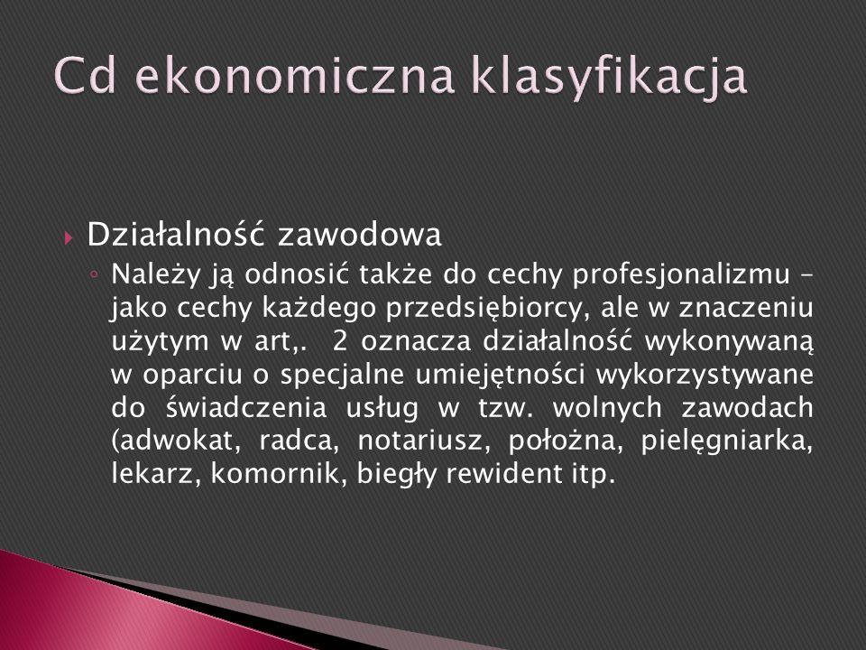 Usługi: pomocniczo ustaleniu definicji służy od 1 stycznia 2009 r. nowe rozporządzenie Rady Ministrów z dnia 29 października 2008 r., w sprawie Polski
