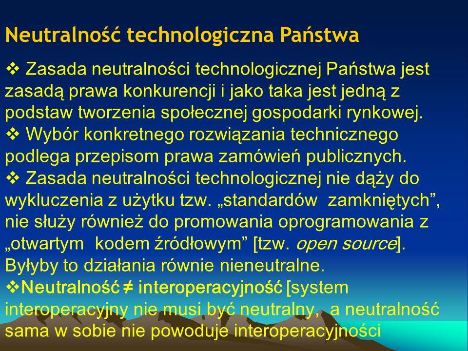 Interoperacyjność systemów informatycznych oznacza zdolność systemów technologii informacyjnej i komunikacyjnej (ICT) oraz procesów, jakie one wspierają w działalności przedsiębiorstw, do wymiany danych oraz do zapewnienia możliwości wymiany informacji i wiedzy (współdzielenia informacji i wiedzy).