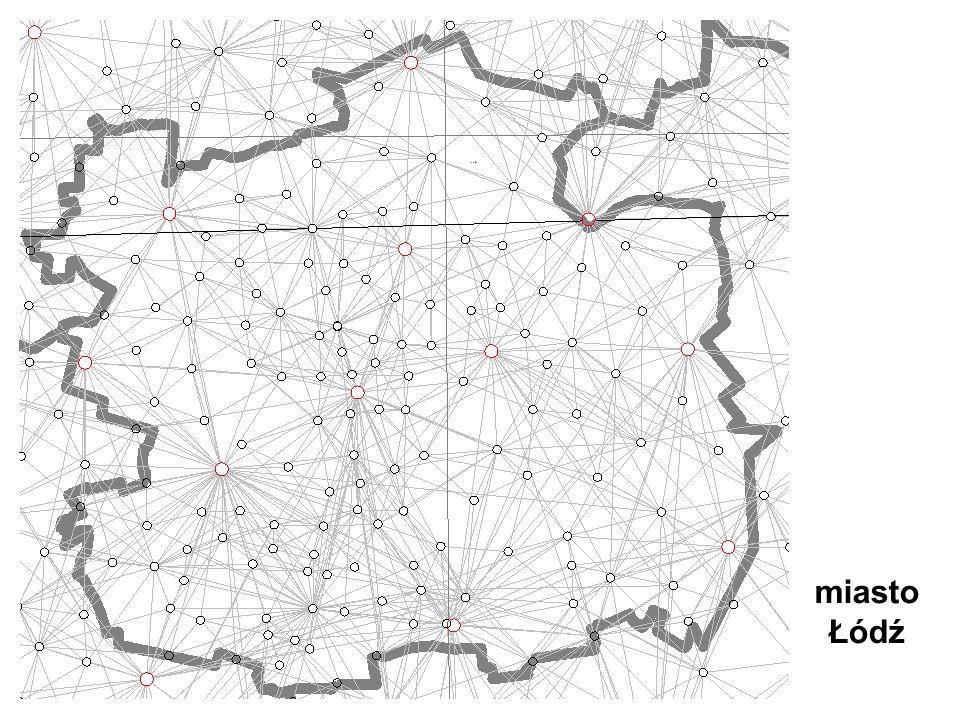 Osnowa powiatu wieluńskiego