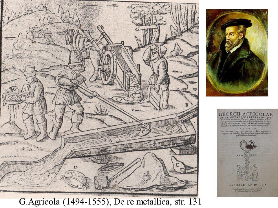 Żródło: Górnictwo kruszcowe na terenie złóż śląsko- krakowskich do połowy XVI wieku