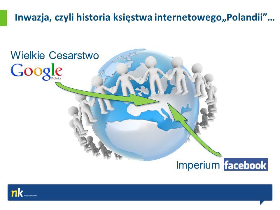Inwazja, czyli historia księstwa internetowegoPolandii… Chociaż kiepsko u nas z wstawaniem na hymnie, zremisowaliśmy z Niemcami, zdobyliśmy brązowy medal w ME w siatkówce… Wielkie Cesarstwo Imperium