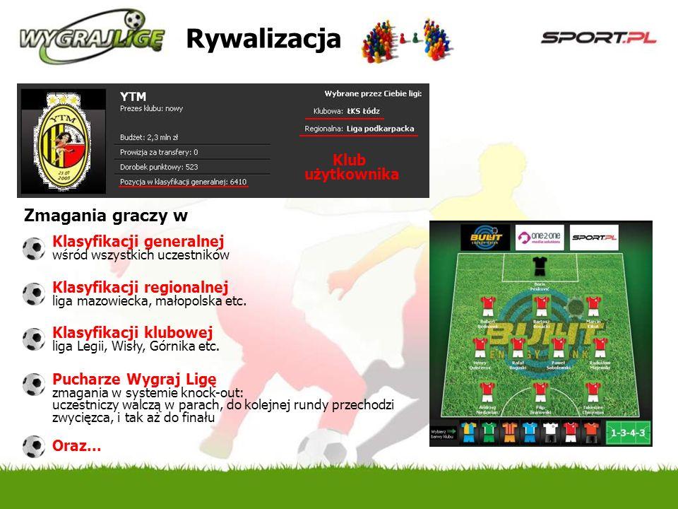 Promocja redakcyjna Portal Sport.pl W trakcie gry Boks w nawigacji * Promocja bez logotypu Partnera Dodatkowo: Linki w artykułach o tematyce piłkarskiej