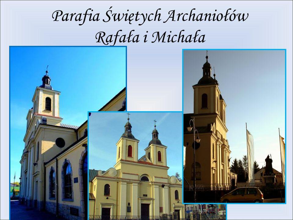 Parafia Świętych Archaniołów Rafała i Michała