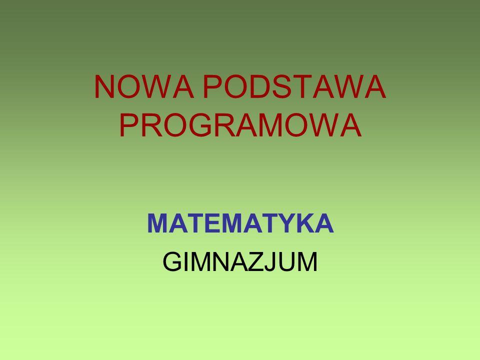 Wymagania ogólne (III etap edukacyjny) Cele kształcenia: I.Wykorzystanie i tworzenie informacji.