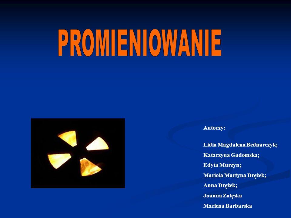 Autorzy: Lidia Magdalena Bednarczyk; Katarzyna Gadomska; Edyta Murzyn; Mariola Martyna Drężek; Anna Drężek; Joanna Załęska Marlena Barbarska