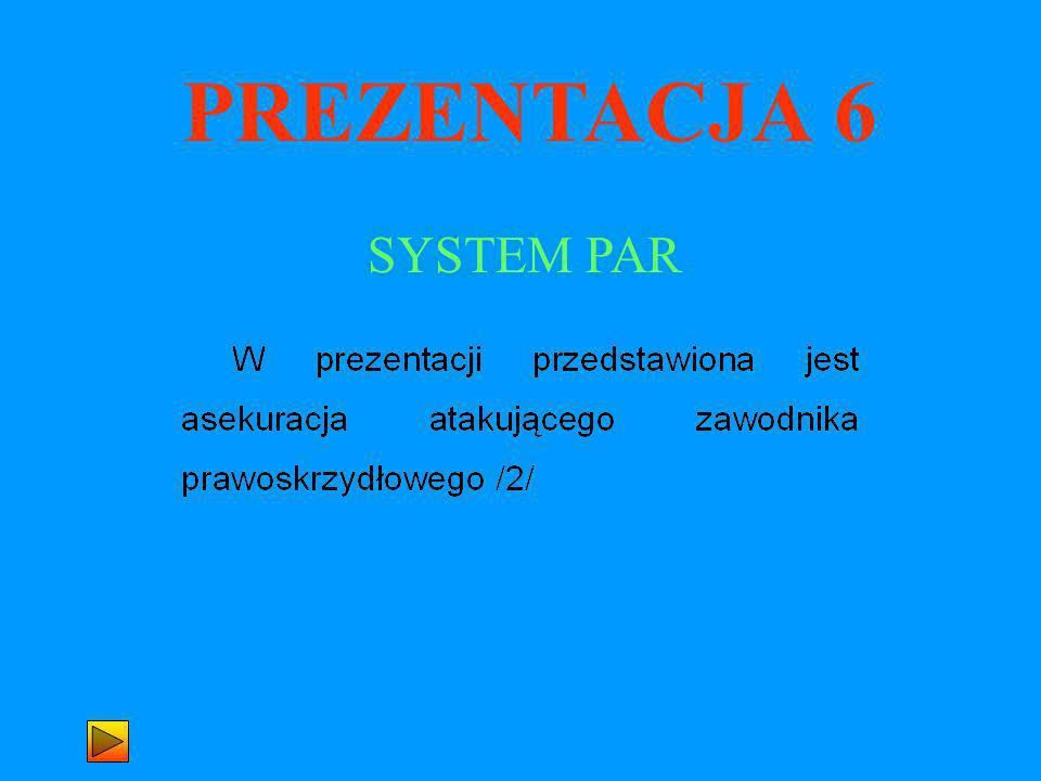 PREZENTACJA 6 SYSTEM PAR