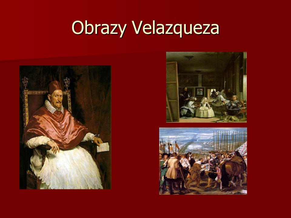 Obrazy Velazqueza