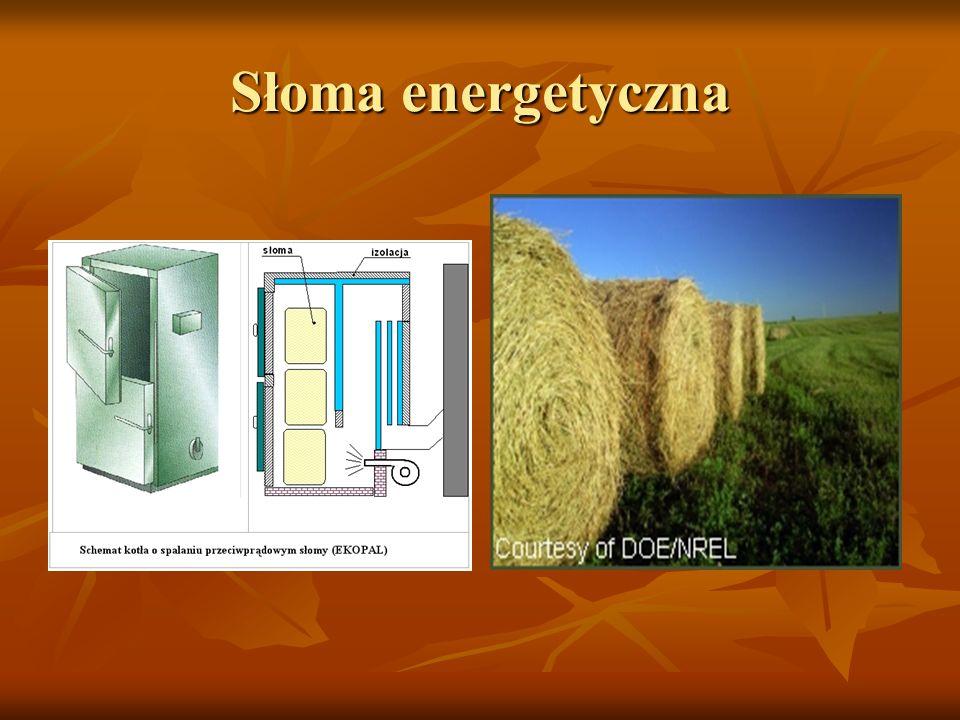 Słoma energetyczna