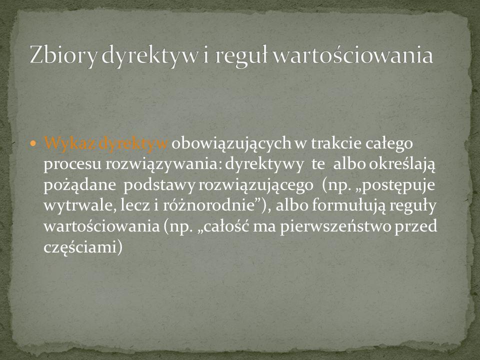 Znaczenia, które przydawano pojęciu algorytmu: W pierwszej edycji Encyklopedii Powszechnej Orgelbranda: algorytm, tym wyrazem oznaczamy zbiór wszystkich znaków używanych w jakimkolwiek rachunku […].