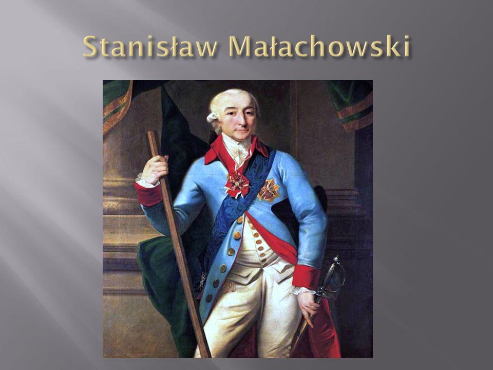 Stanisław Małachowski (ur.24 sierpnia 1736 r. w Końskich, zm.