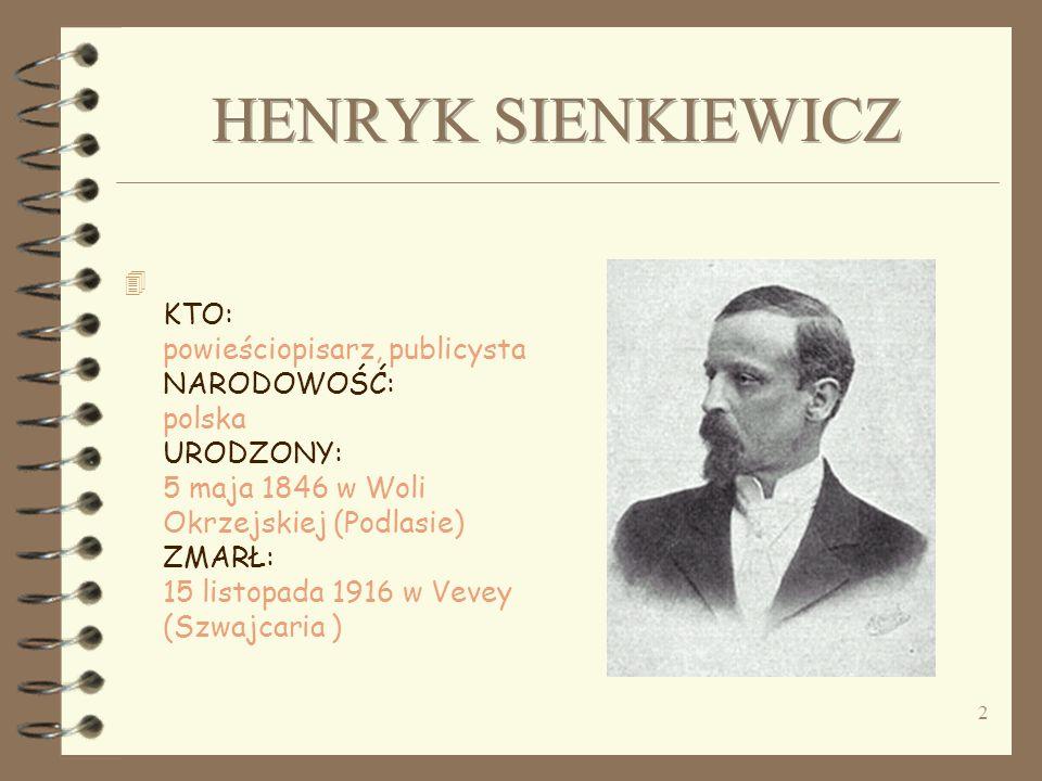 Projekt i wykonanie - Jolanta Pogan1 1905 Henryk Sienkiewicz 1924 Władysław Reymont 1996 Wisława Szymborska POLSCY NOBLIŚCI LITERACCY 1980 Czesław Mił