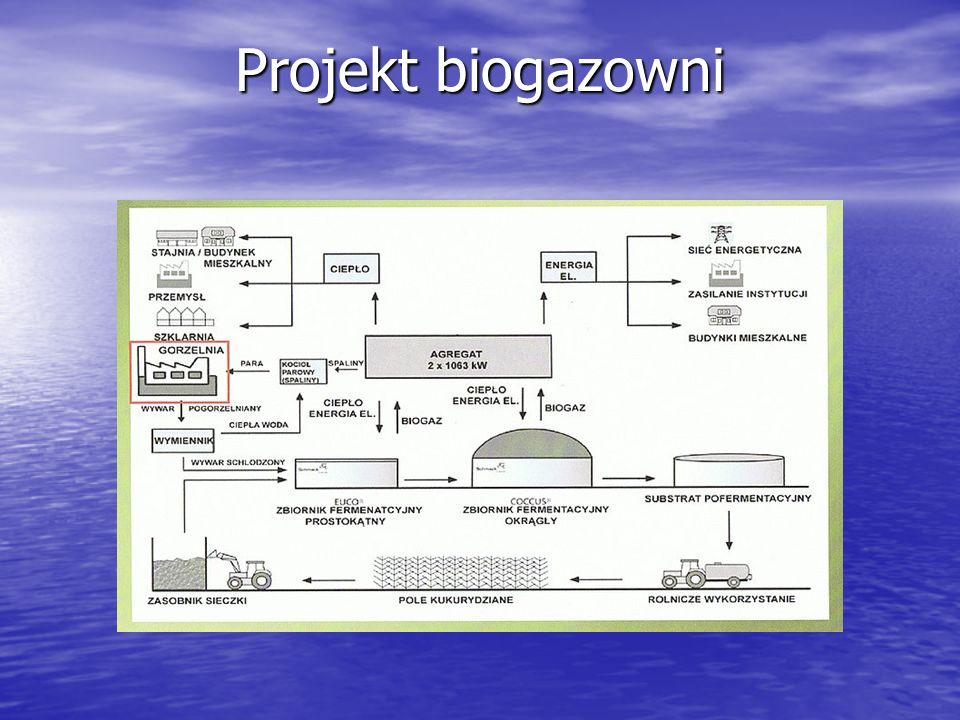 Projekt biogazowni