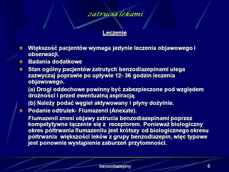 36 Zespół cholinolityczny Objawy centralne Objawy centralne · Śpiączka · Niewydolność oddechowa · Stupor · Zespół deliryjny (dezorientacja, halucynacje wzrokowe i słuchowe, nadpobudliwość) · Wstrząs · Zaburzenia pamięci Dodatni objaw Babińskiego