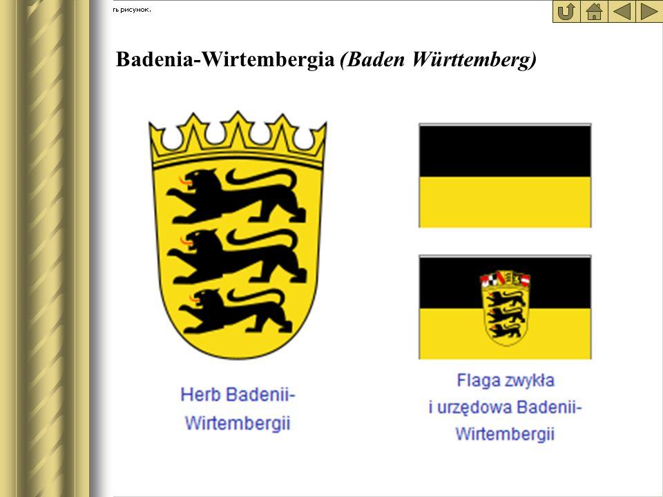 Badenia-Wirtembergia (Baden Württemberg)