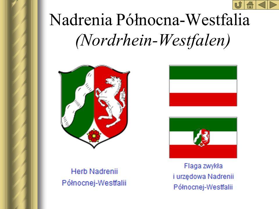 Nadrenia Północna-Westfalia (Nordrhein-Westfalen)