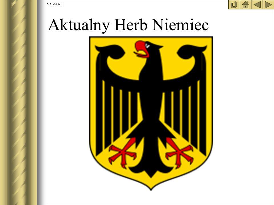 Aktualny Herb Niemiec