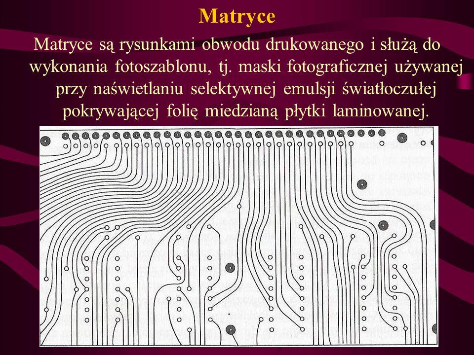 Jeżeli jednak ten wzgląd nie istnieje, to konstruktor przy wyznaczaniu wymiarów płytki kieruje się zwykle innymi istotnymi przesłankami: liczba elemen