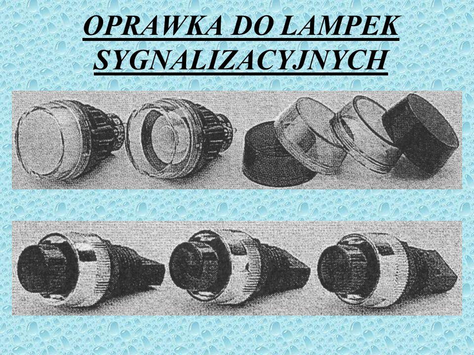 OPRAWKA DO LAMPEK SYGNALIZACYJNYCH