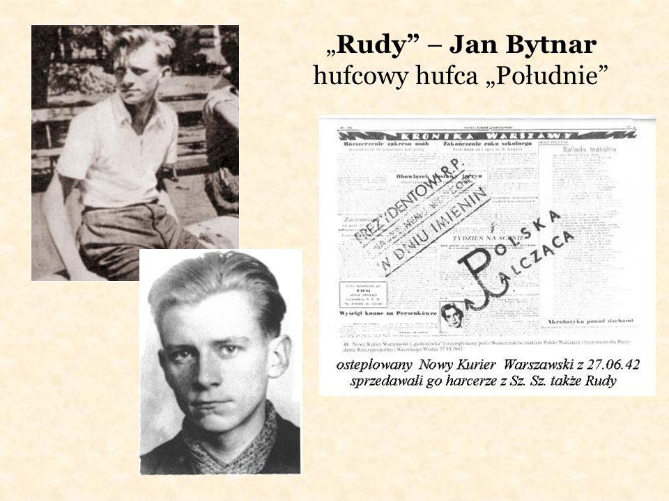 Rudy – Jan Bytnar hufcowy hufca Południe