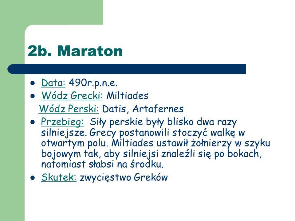 2b. Maraton Data: 490r.p.n.e.