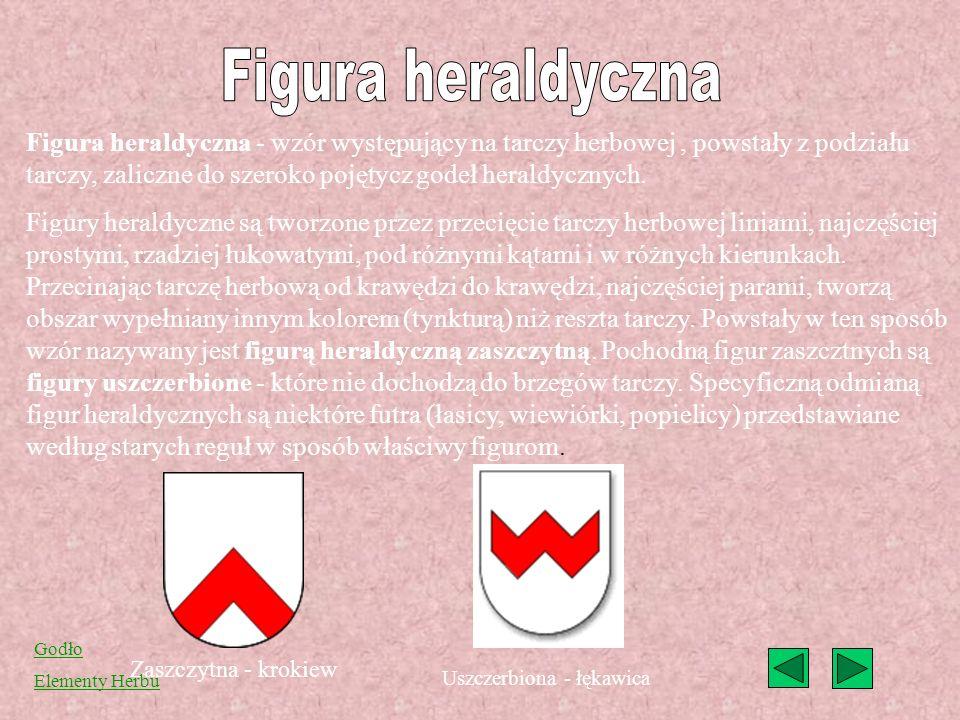 Godło w heraldyce jest zasadniczym elementem graficznym obecnym na tarczy herbu. Wywodzi się historycznie z dawnych znaków rodowych, terytorialnych lu