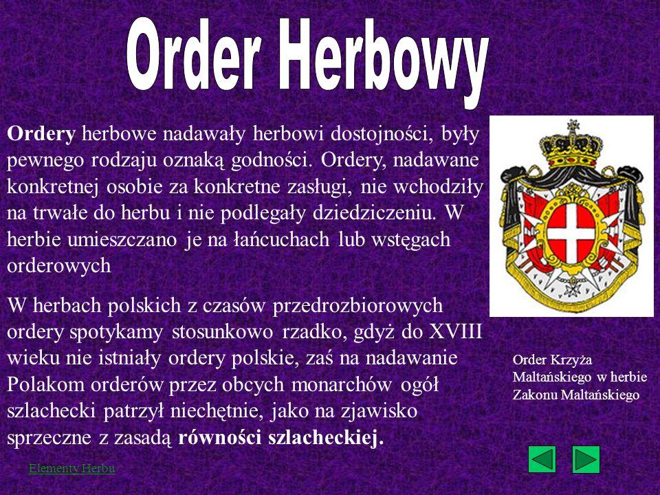 Dewiza heraldyczna jest krótką, najczęściej łacińską sentencją - choć spotkać można i dewizy w językach narodowych - przekazującą ogólną mądrość, wyra
