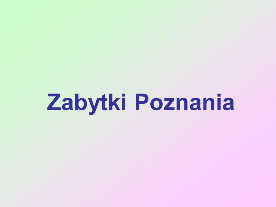 Zabytki Poznania