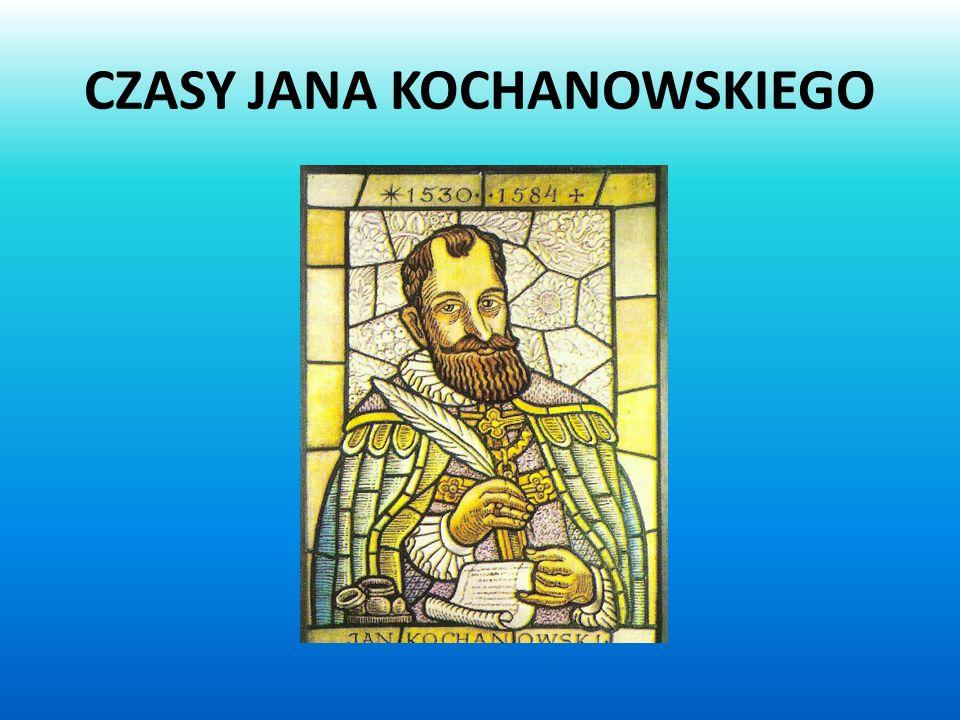 CZASY JANA KOCHANOWSKIEGO