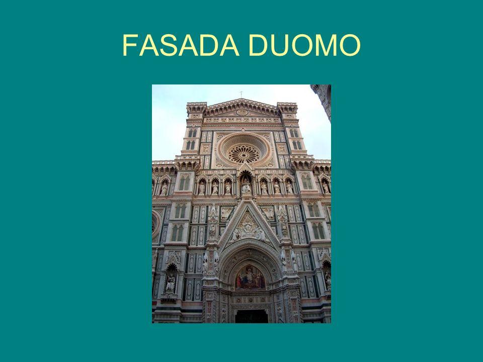 FASADA DUOMO