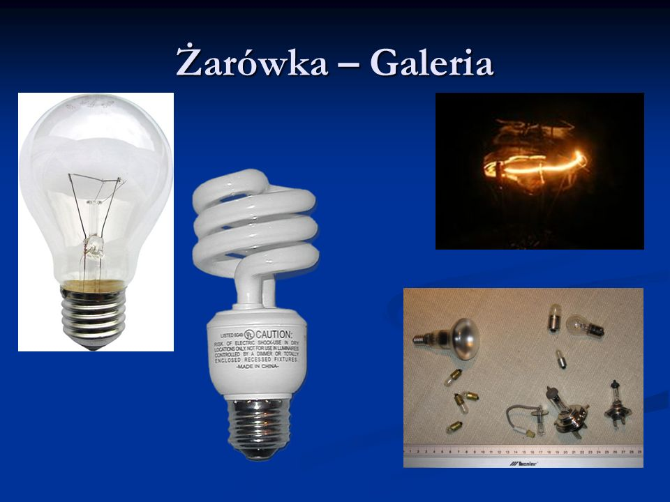 Żarówka – Galeria