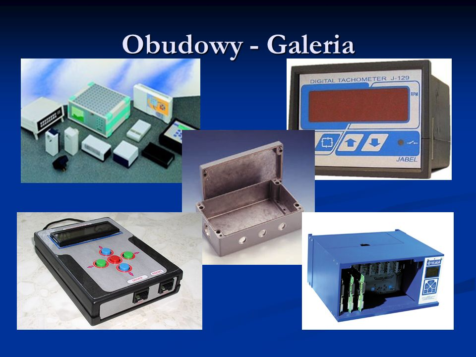 Obudowy - Galeria
