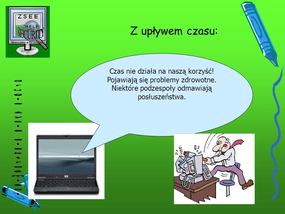 Recycling I stopnia Sprzęt, który uległ niewielkiemu uszkodzeniu poddawany jest recyclingowi I stopnia.