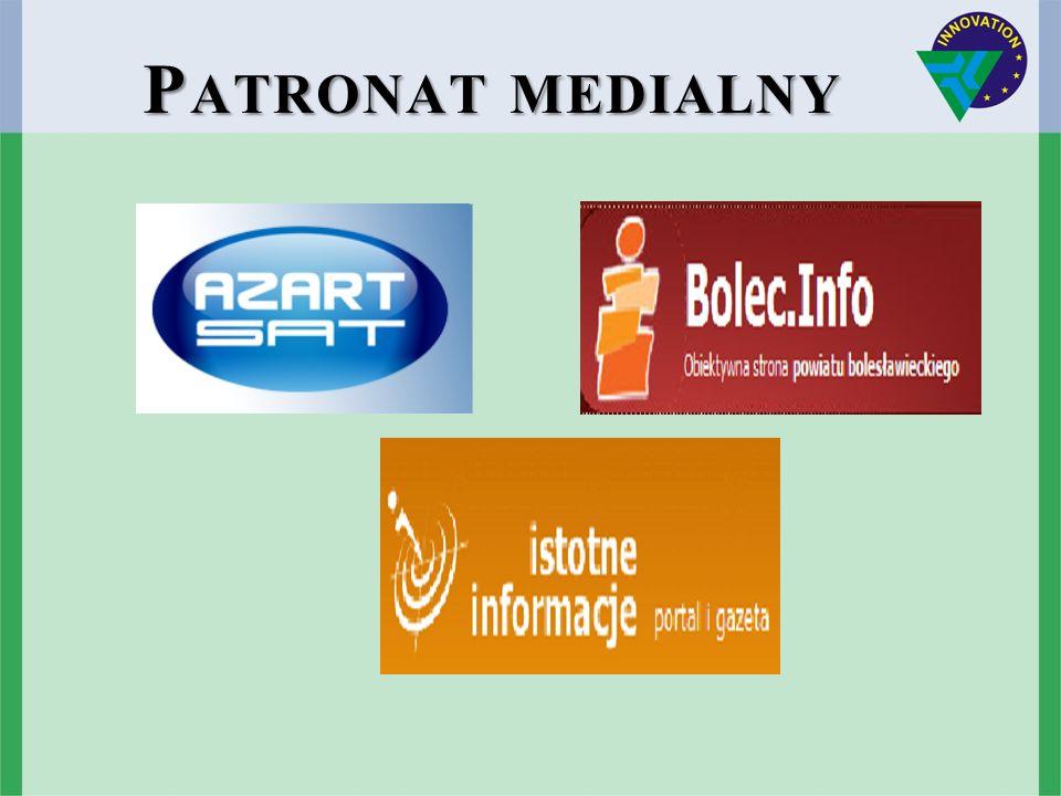 P ATRONAT MEDIALNY