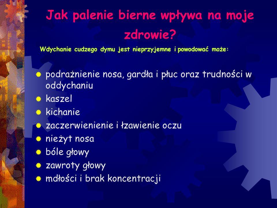 Od 30 lat Polska znajduje się w czołówce krajów o najwyższej konsumpcji tytoniu na świecie.