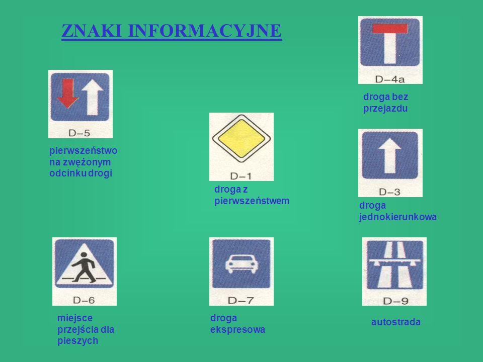 droga dla rowerzystów prędkość minimalna droga dla pieszych nakaz jazdy z prawej strony znaku nakaz jazdy z lewej strony znaku nakaz jazdy z prawej lu